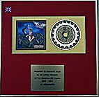 AEROSMITH  -  CD Album Award -  PERMANENT VACATION