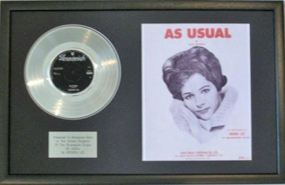 Brenda Lee As Usual - It Started All Over Again